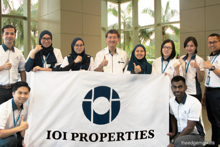 IOI Properties committed to community development
