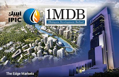 IPIC已摊还1MDB债券利息 称将向1MDB追讨已偿还利息