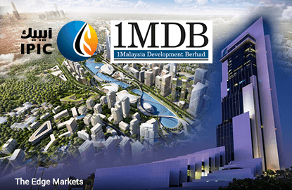 IPIC称在1MDB违约后 支付债息