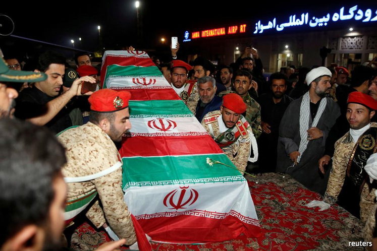 Iran issues warrant for Trump over killing of top general