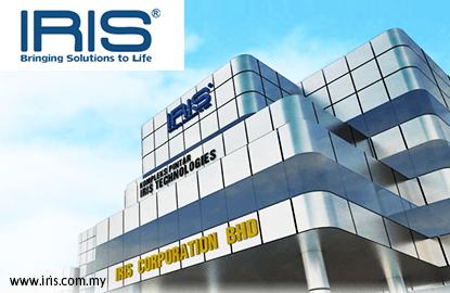 Iris inks MoU with Trigyn Technologies; 2Q net profit drops 16% y-o-y