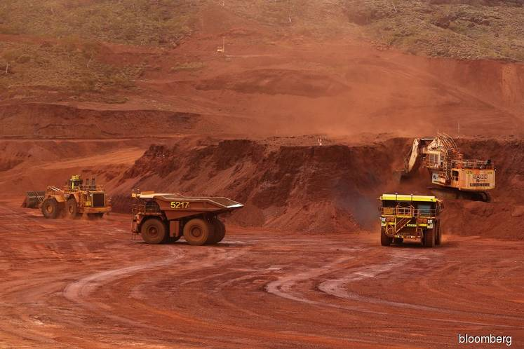 Buying iron ore is getting more like shopping on Amazon