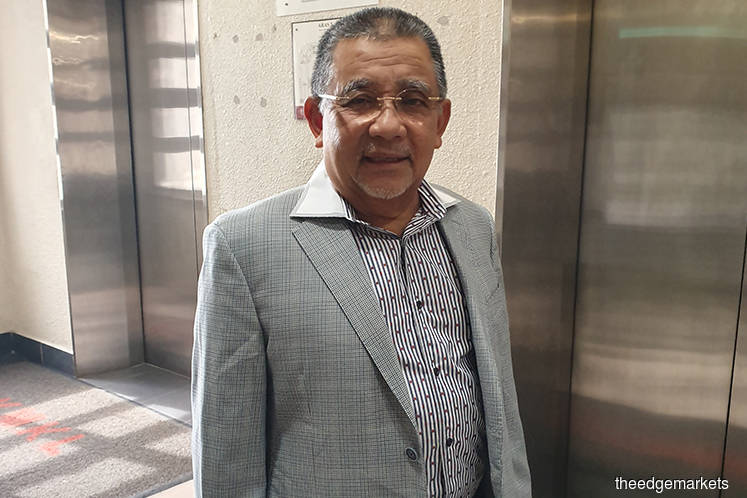 Isa Samad says FGV's condo lawsuit crafted just to shame him