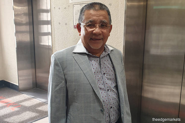 Isa Samad defends Eagle High deal, says it was to raise Felda's land bank