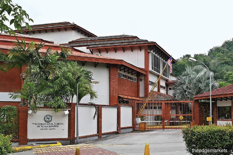 ISKL puts former school, land up for sale