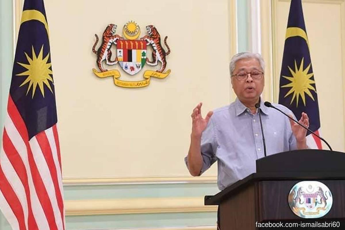 Prime Minister Datuk Seri Ismail Sabri Yaakob