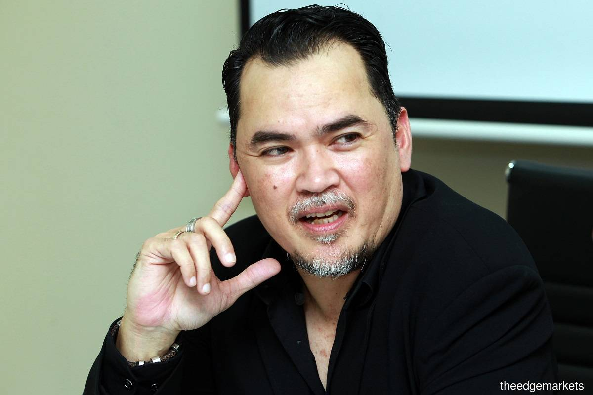 Ismail Nasaruddin (Photo by Shahrin Yahya/The Edge)