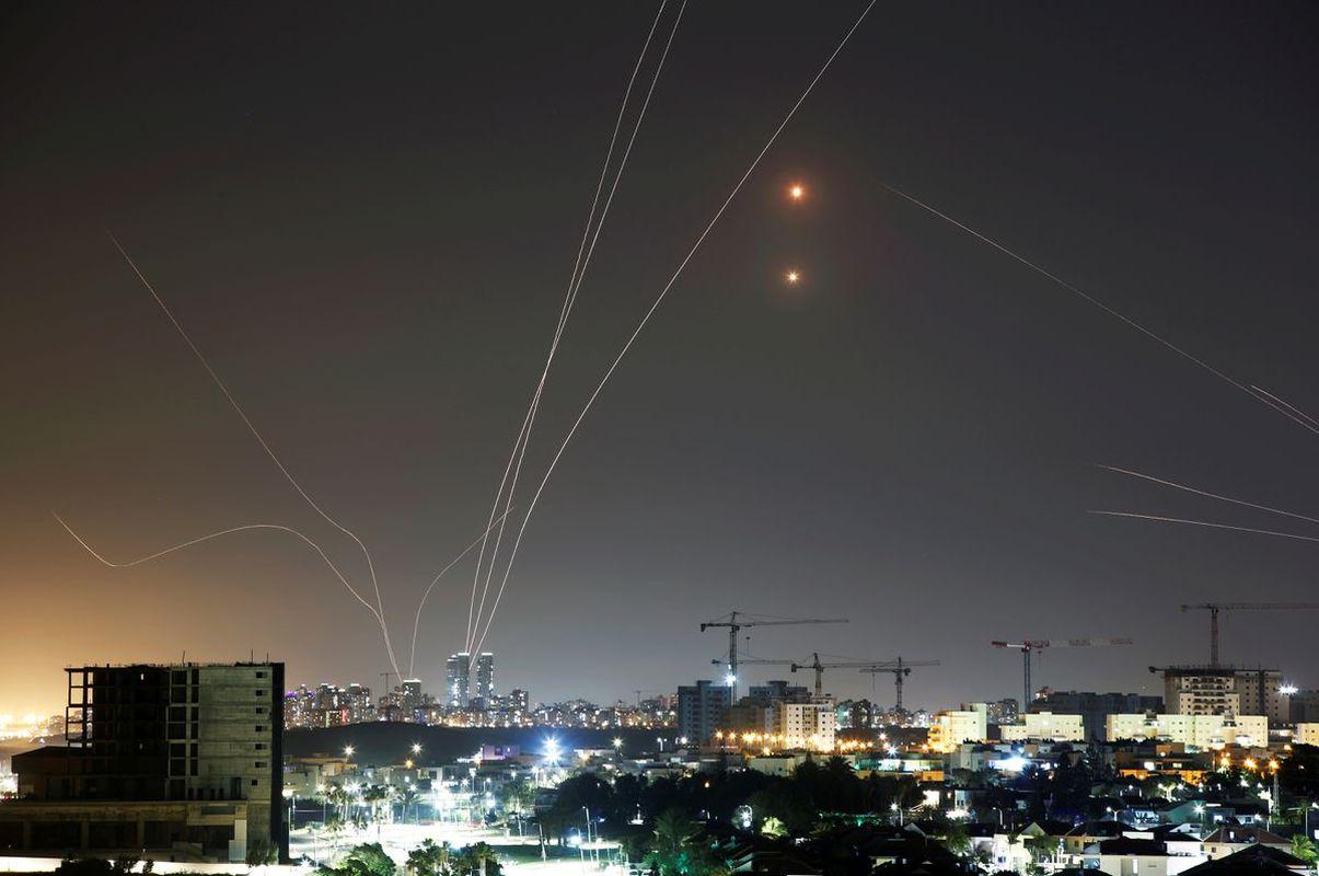 US sends envoy as Israel-Gaza barrages spiral, Hamas commander killed