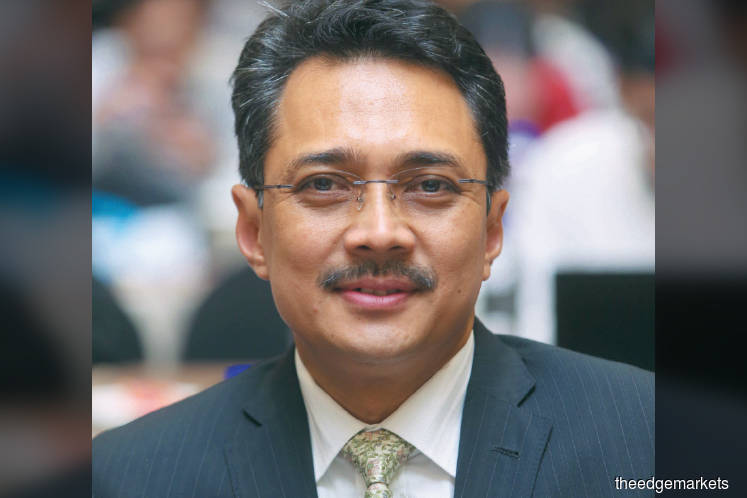 Newsbreak: Mohd Izani likely to take the helm at UEM
