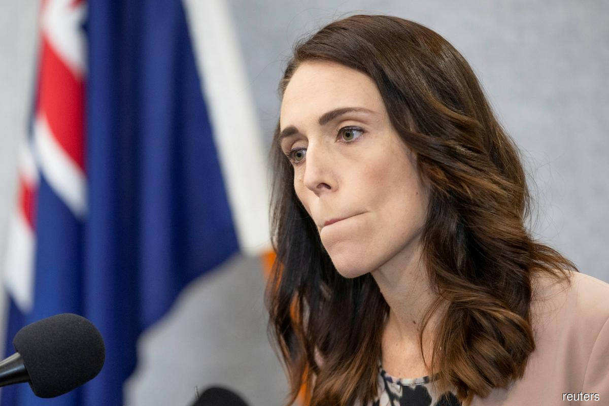 New Zealand's Ardern lifts Covid-19 restrictions in Auckland