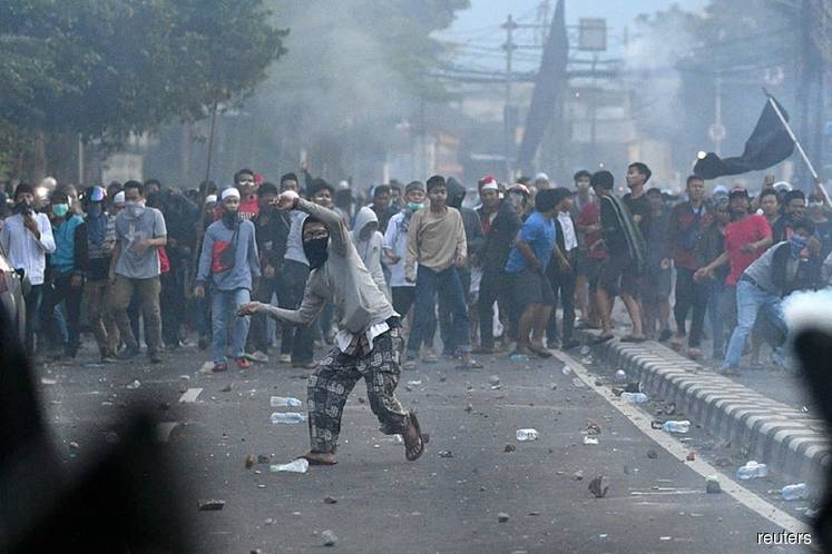 Malaysians not involved in Jakarta riots