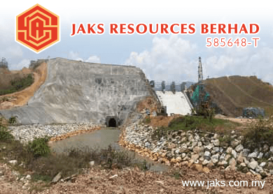 Jaks Resources sees 1.45% stake traded off market