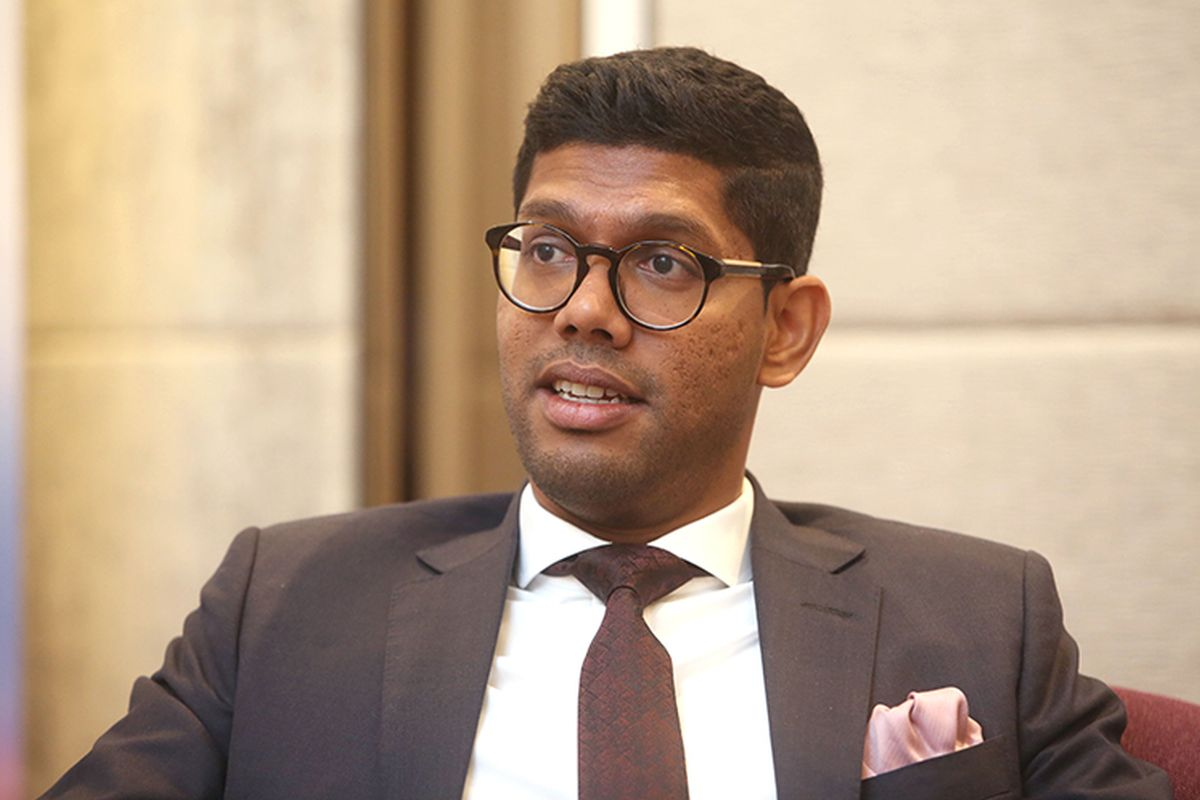 BCorp CEO Jalil Rasheed made Deputy Chairman of Redtone Digital