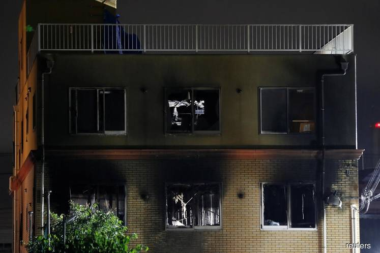 Spiral stairs, no sprinklers may have contributed to deadly Japan fire