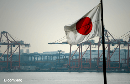 Exports prop up Japan 4Q GDP growth, US protectionist risks loom