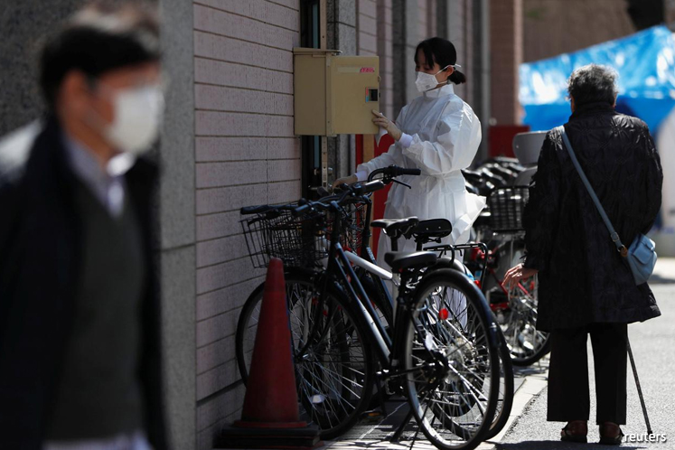 Japan considering 6-month period for state of emergency -TBS
