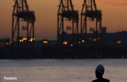 Japan exports fall most since 2009 as global slowdown bites