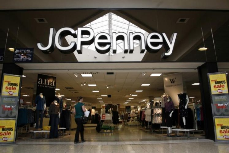 JC Penney to file for bankruptcy as soon as next week - sources