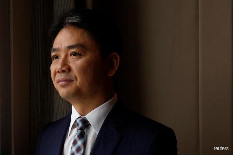 Minnesota student sues JD.com's CEO Liu, company over rape allegation