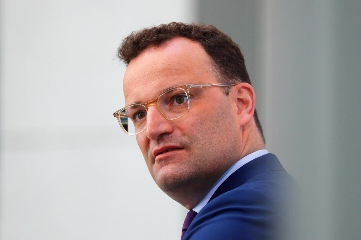Spahn: It can be dangerous to start vaccinating millions, if not billions, of people too early because it could pretty much kill the acceptance of vaccination if it goes wrong, so I'm very sceptical about what's going on in Russia.