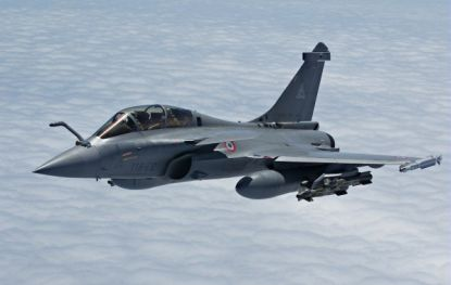 Malaysia only talking to Dassault about fighter purchase — French government