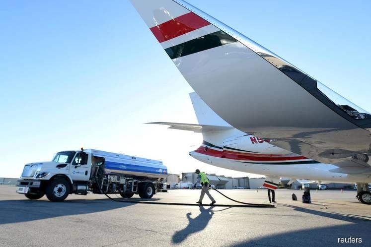 Asian, European jet fuel margins rise on supply cuts, more flights