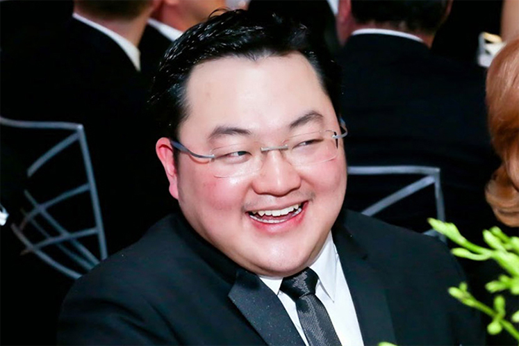 A London-based law firm received US$1.3 million (RM5.56 million) for its work on a public relations campaign for fugitive businessman Jho Low between January 2019 and March 2020, The Guardian newspaper reported. (File photo by Google)