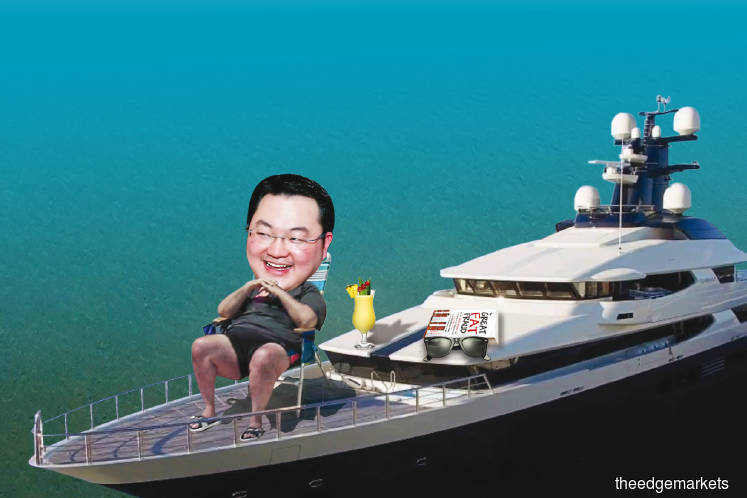 Special Report: How Jho Low laundered the money to buy Equanimity