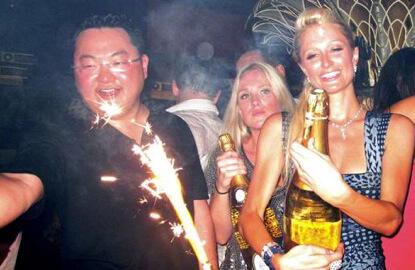 Jho Low splurged millions on birthday party in Las Vegas