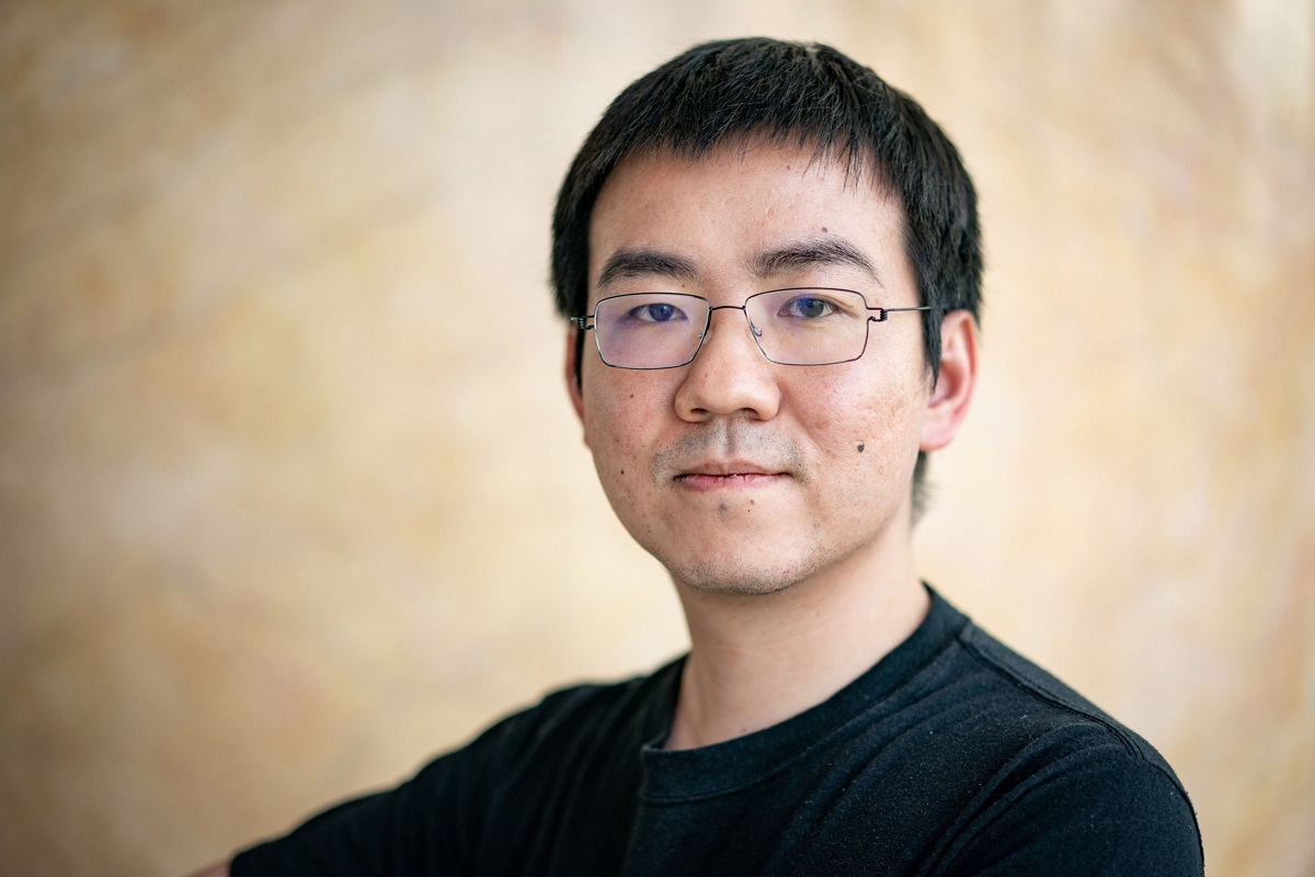 Jihan Wu, a co-founder of Bitmain. (Photo by Bloomberg)