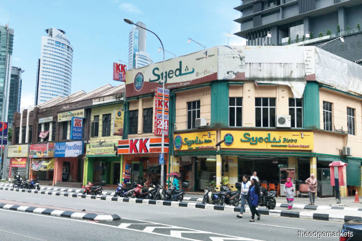 Streetscapes: Evolution of old shopping hub in KL
