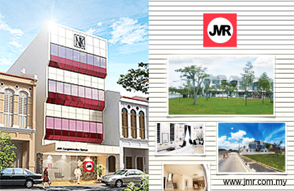 Penang's JMR eyes 50% topline from property ventures in FY16