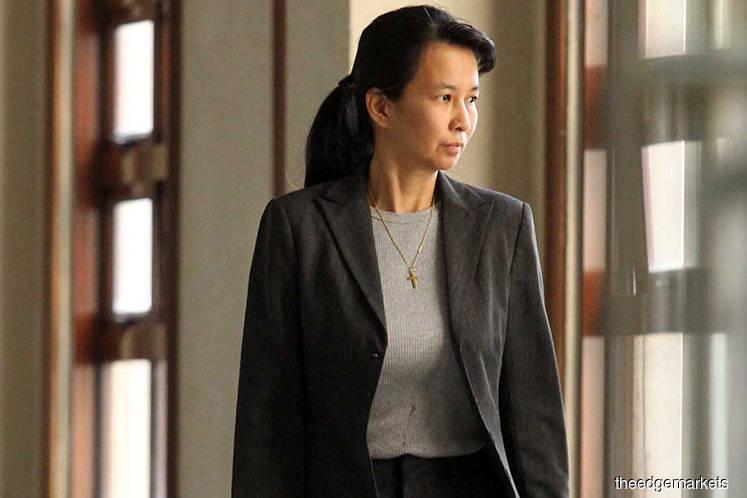 Defence grills ex-AmBank relationship manager Yu over BBM messages