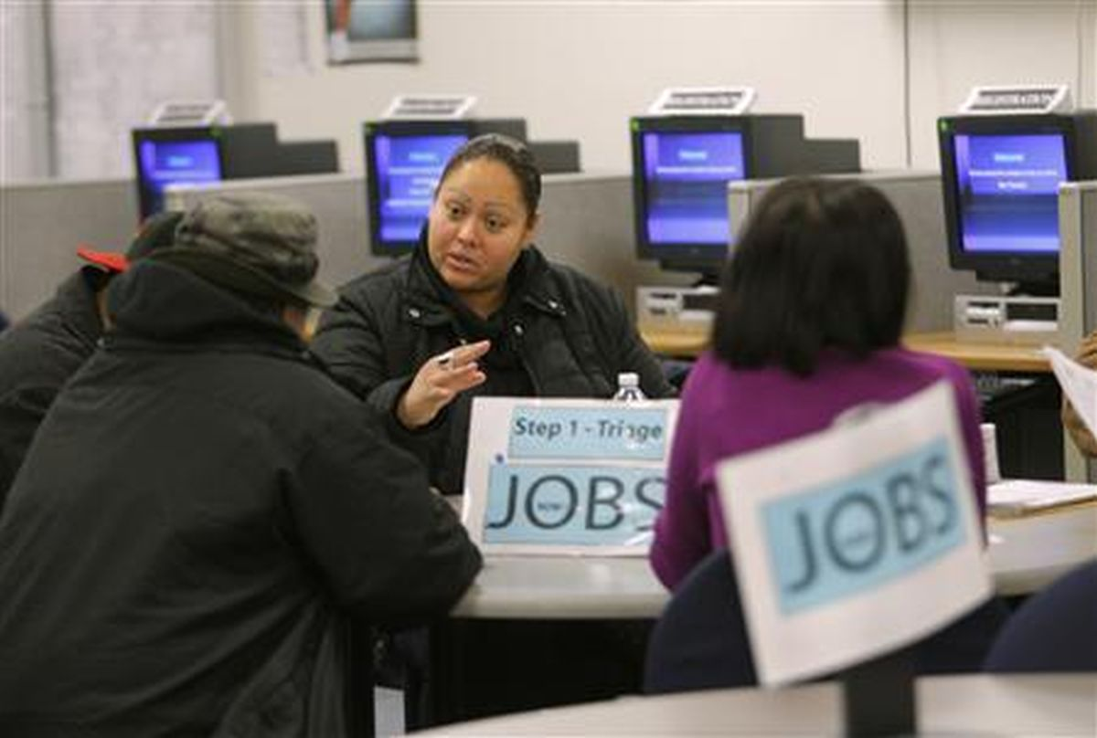 US companies add more jobs than expected, ADP data show