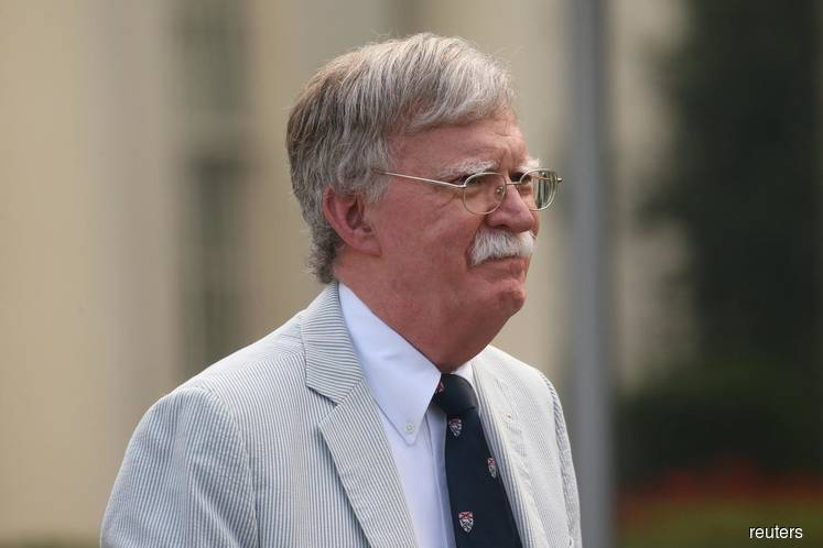 US will support post-Brexit UK with a trade deal, John Bolton says