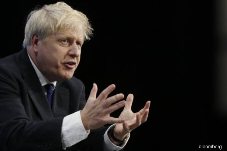 Johnson Promised to Get Brexit Done in a Few Weeks: U.K. Votes