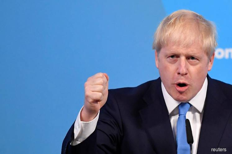 UK's Johnson: We will leave EU on Jan 31, no ifs, no buts