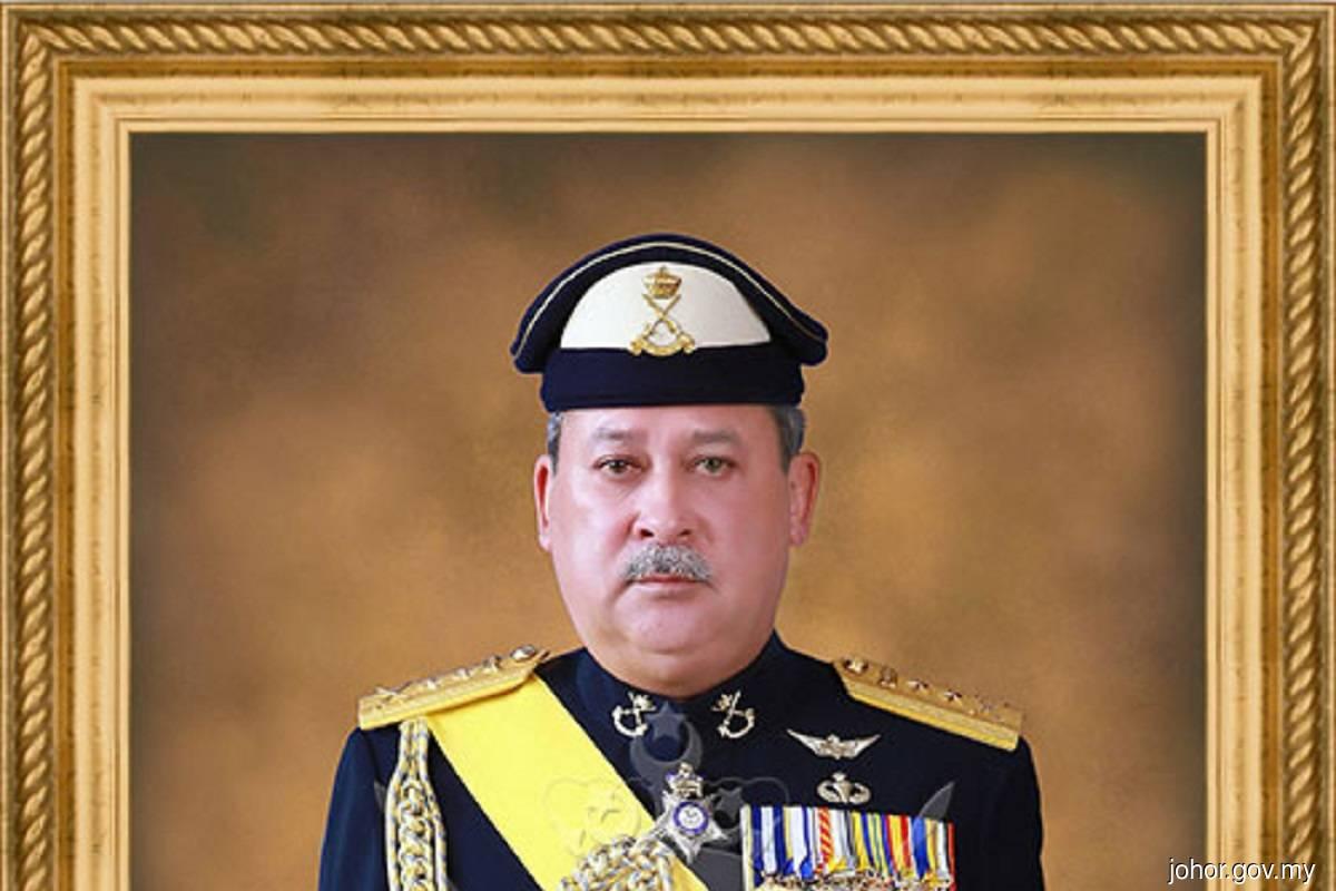 Sultan Ibrahim Ibni Almarhum Sultan Iskandar