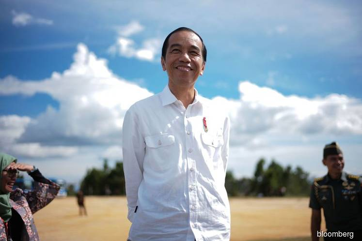 Indonesia ready with bill on new capital as Jokowi seeks funds