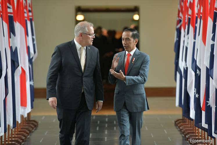 Jokowi lauds Australia free-trade deal as boost for relations