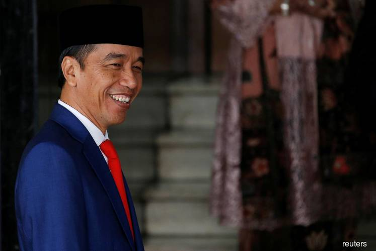 Indonesia president proposes US$178b budget for 2020, targets 5.3% GDP growth