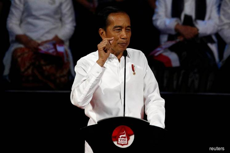 Indonesia president denies compromising fight against graft