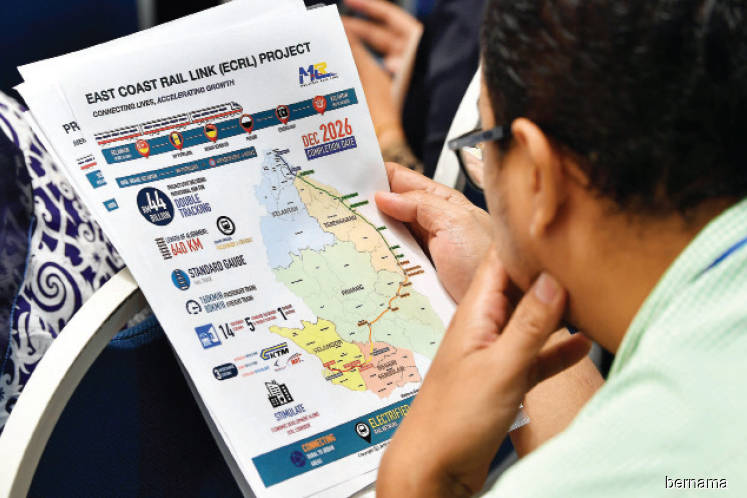 Gadang casts eye on ECRL jobs