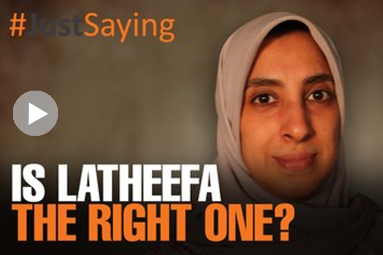 #JustSaying: Does Latheefa deserve to be the MACC's new boss?