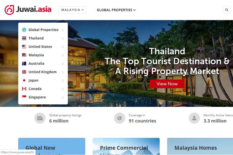 Juwai IQI launches Juwai.asia, Asia's cross-border real estate online marketplace