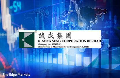 Stock With Momentum: K Seng Seng Corp