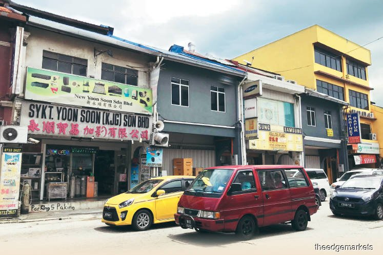 Streetscapes: Preserving and promoting Kajang's heritage