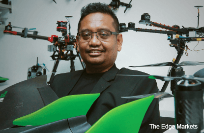 Unlisted: Aerodyne ushers in the age of drones