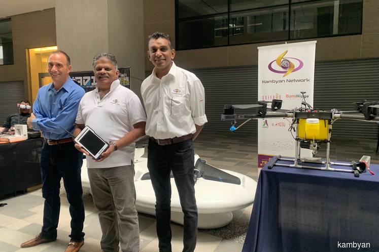 Tech startup Kambyan eyes RM30m funding for expansion