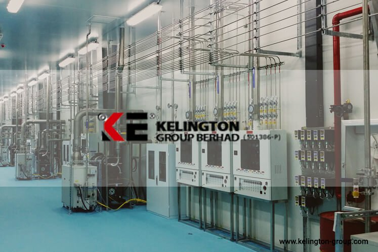 Kelington secures gas system and piping job in China, worth RM65m
